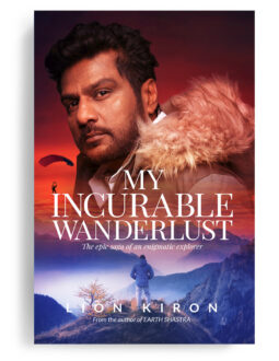 My Incurable Wanderlust by Lion Kiron